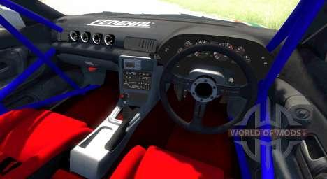Nissan Skyline R32 para BeamNG Drive