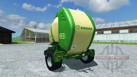 Krone Comprima V180 para Farming Simulator 2013