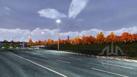Otoño para Euro Truck Simulator 2