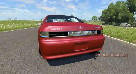 Toyota Mark II Tourer V para BeamNG Drive