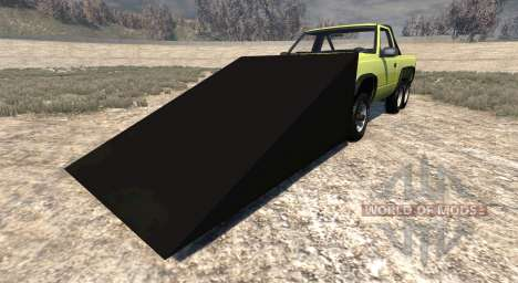 Gavril D-Series 6x6 springboard para BeamNG Drive