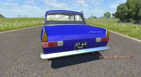 Moskvich-412 para BeamNG Drive