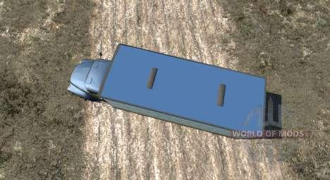 ZIL-V con semirremolque [Final] para BeamNG Drive