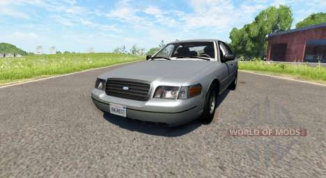 Ford Crown Victoria 1999 para BeamNG Drive