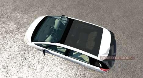 Citroen C4 Picasso para BeamNG Drive