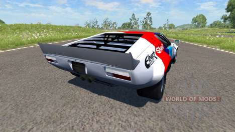 De Tomaso Pantera 1972 para BeamNG Drive