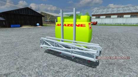 Esparcidor De Amazone para Farming Simulator 2013