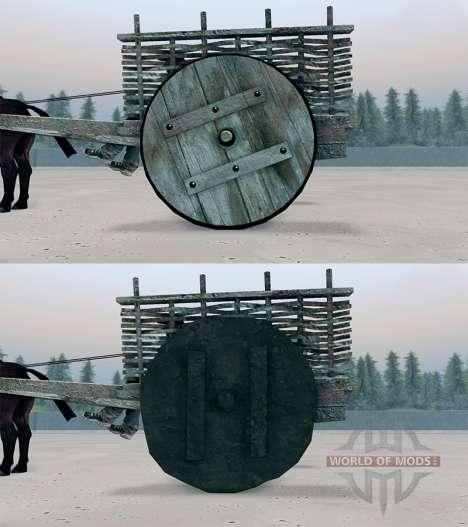 Carrito para Spin Tires