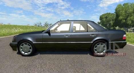 Mercedes-Benz E500 W124 para BeamNG Drive