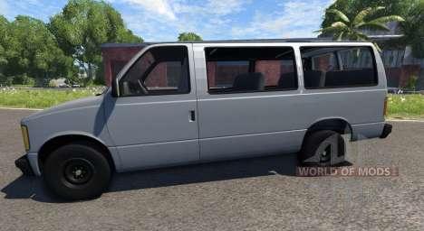 Gavril H-Series Passenger para BeamNG Drive