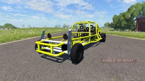 VW Rail Buggy para BeamNG Drive