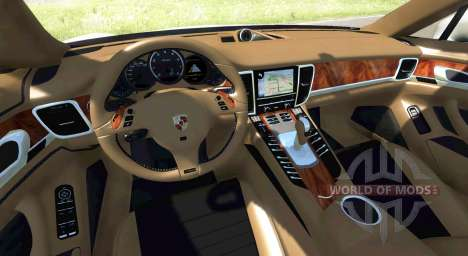 Porsche Panamera para BeamNG Drive