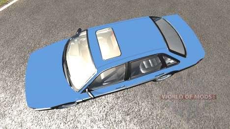 Volkswagen B3 para BeamNG Drive
