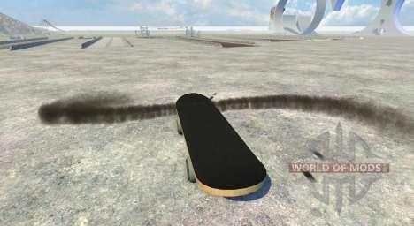 DSC Skateboat para BeamNG Drive