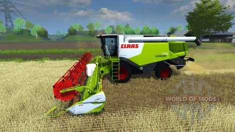 CLAAS Lexion 770 para Farming Simulator 2013
