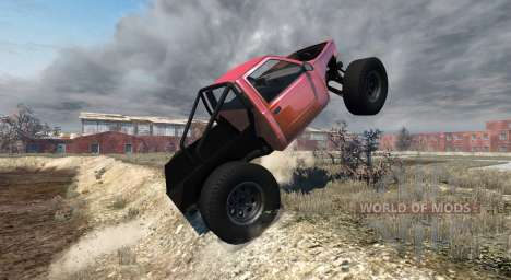Gavril D-Series Truggy para BeamNG Drive