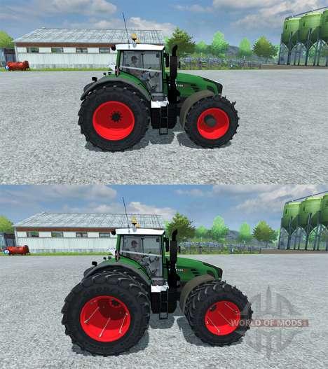 Fendt 939 Vario v2.1 para Farming Simulator 2013