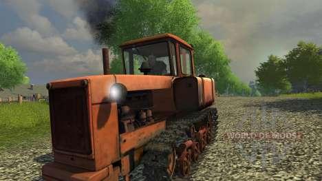 HUD Hider v1.13 para Farming Simulator 2013