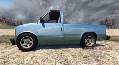 Gavril H-Series Pickup para BeamNG Drive