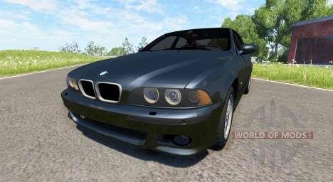 BMW M5 E39 para BeamNG Drive