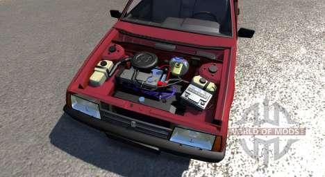 VAZ 2108 para BeamNG Drive