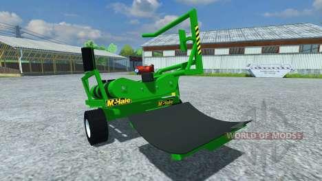 McHale 991 [Black] para Farming Simulator 2013