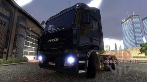 Xenón para Euro Truck Simulator 2
