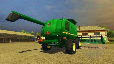 John Deere 9750 para Farming Simulator 2013