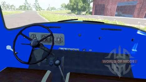 ZIL-V con la semi de la Nouvelle Suave para BeamNG Drive