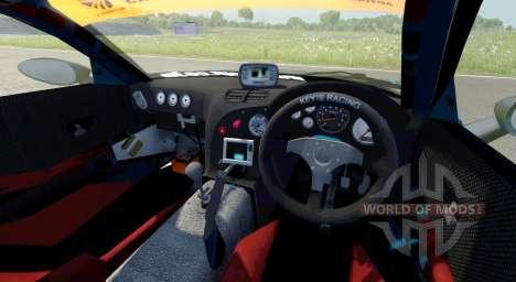Mazda RX-7 Drift Falken para BeamNG Drive