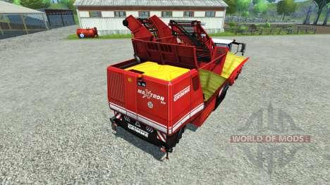 Grimme Harvesters v1.1 para Farming Simulator 2013