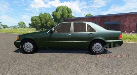 Mercedes-Benz S600 AMG para BeamNG Drive