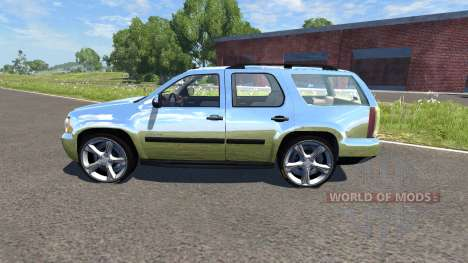 Chevrolet Tahoe para BeamNG Drive