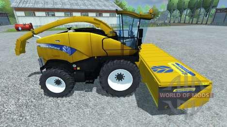 New Holland FR9050 para Farming Simulator 2013