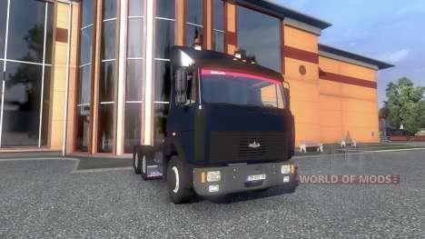 MAZ-6422 para Euro Truck Simulator 2