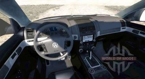 Volkswagen Touareg R50 para BeamNG Drive