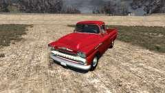 Chevrolet Apache 1958 Fleetside