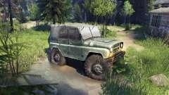 УАЗ-469 de Camiones de Monstruo
