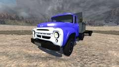 ZIL-130-trailer