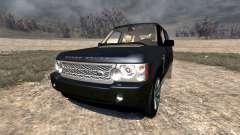 Range Rover Supercharged 2008 [Black]
