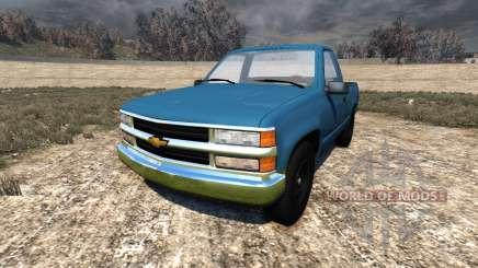 Chevrolet Silverado 1500 1994 para BeamNG Drive