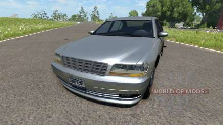 Ubermacht Oracle para BeamNG Drive