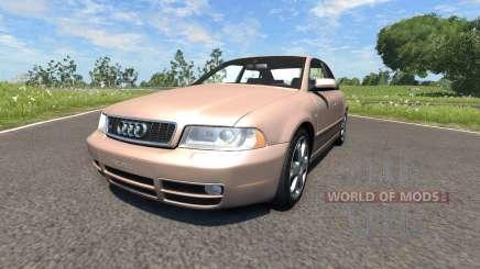 Audi S4 2000 [Pantone 7513 C] para BeamNG Drive
