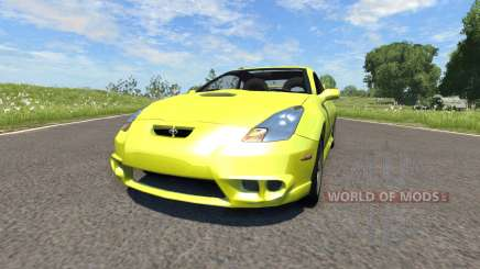Toyota Celica TRD para BeamNG Drive