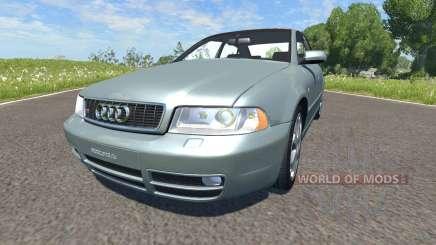Audi S4 2000 [Original] para BeamNG Drive