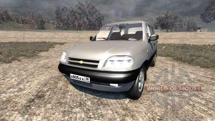 ВАЗ-21236 Chevrolet Niva para BeamNG Drive