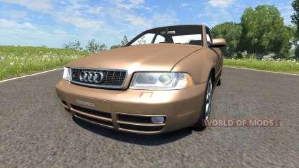 Audi S4 2000 [Pantone 876 C] para BeamNG Drive