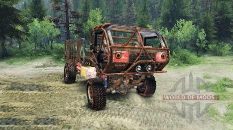 Mongo Heist para Spin Tires
