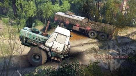 T-150K v2 para Spin Tires