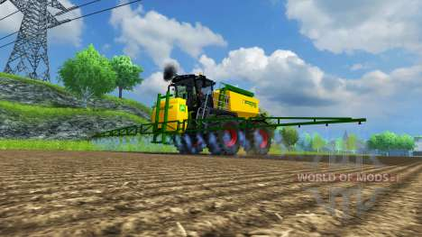 CLAAS Xerion 3800 Saddle Trac para Farming Simulator 2013